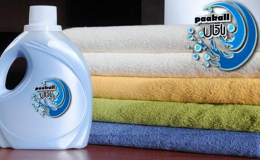 مایع لباسشویی جدید